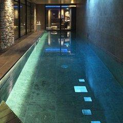 Отель M de Megève бассейн фото 2