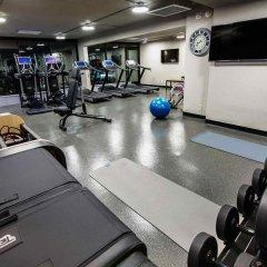 Отель MOXY Phoenix Tempe/ASU Area фитнесс-зал