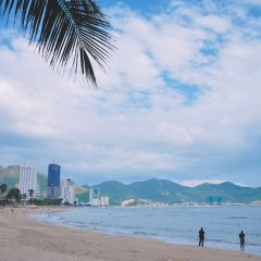 Отель Saltandsoul Life Нячанг пляж фото 2