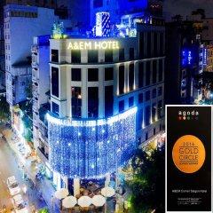A&Em Corner Sai Gon Hotel