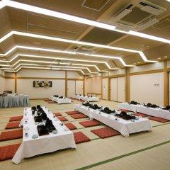 Отель Kyukamura Ohmi-Hachiman Омихатиман помещение для мероприятий