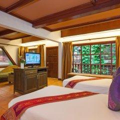 Отель Royal Phawadee Village Патонг комната для гостей
