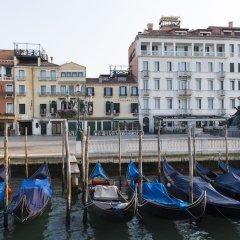 Отель PAGANELLI Венеция приотельная территория фото 2