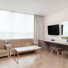 New Seoul Hotel удобства в номере фото 2