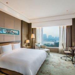 Отель Crowne Plaza Nanjing Jiangning комната для гостей фото 2