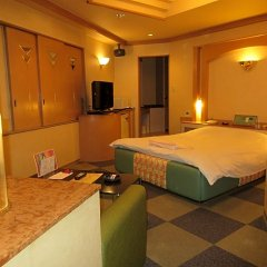 Hotel Avancer Next Osaka Temma - Adult Only сейф в номере