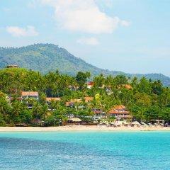 Отель Sheraton Samui Resort пляж