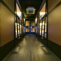 Отель Chic Capsules Сингапур интерьер отеля фото 3