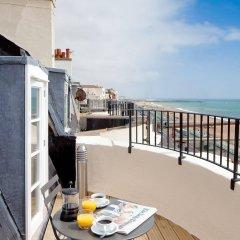 Отель A Room With A View Великобритания, Кемптаун - отзывы, цены и фото номеров - забронировать отель A Room With A View онлайн балкон
