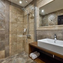 Отель Zagorie Болгария, Велико Тырново - отзывы, цены и фото номеров - забронировать отель Zagorie онлайн ванная фото 2