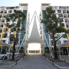 Отель PT Residence балкон
