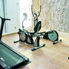 Jomtien Garden Hotel & Resort фитнесс-зал