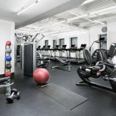 Отель Affinia Manhattan фитнесс-зал фото 2