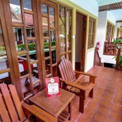Отель Nida Rooms Bangtao Bay Beach Queen балкон