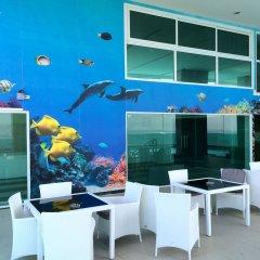 Отель Cosy Beach View Condominium Official Паттайя бассейн