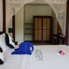 Отель Amal Beach Бентота комната для гостей