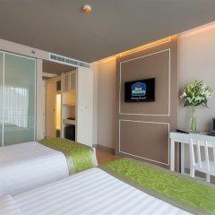 Отель Best Western Patong Beach сейф в номере