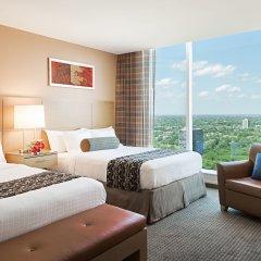 Greektown Casino Hotel комната для гостей фото 3