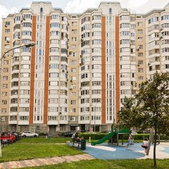 Апартаменты Apartments on Ozernaya парковка