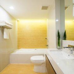 At Mind Premier Suites Hotel ванная фото 2