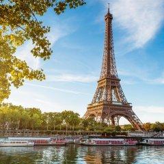 Отель Bed and Breakfast Couleurs Paris Париж приотельная территория