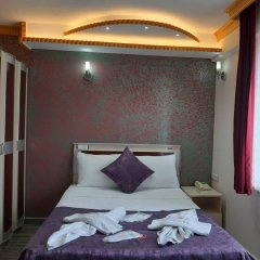 Gür Hotel Турция, Пелиткой - отзывы, цены и фото номеров - забронировать отель Gür Hotel онлайн комната для гостей фото 4