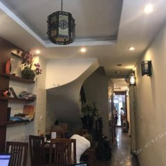 Hanoi Charming Hotel Ханой гостиничный бар