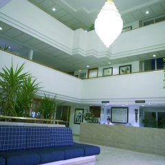 Отель Aparthotel Ponent Mar парковка