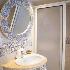 Отель Dar El Kebira Salam Марокко, Рабат - отзывы, цены и фото номеров - забронировать отель Dar El Kebira Salam онлайн ванная