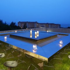 Отель Wind Xiamen Китай, Сямынь - отзывы, цены и фото номеров - забронировать отель Wind Xiamen онлайн бассейн фото 2