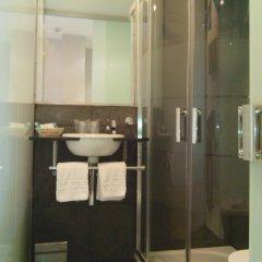 Отель Hosteria Santander Испания, Сантандер - отзывы, цены и фото номеров - забронировать отель Hosteria Santander онлайн ванная фото 2