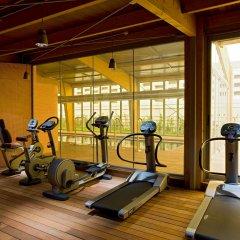 Отель NH Madrid Las Tablas фитнесс-зал фото 2