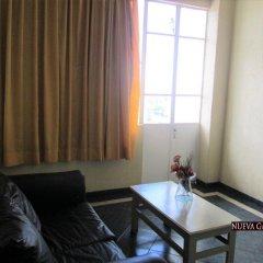 Hotel Nueva Galicia комната для гостей