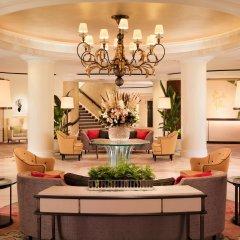 The Beverly Hills Hotel интерьер отеля фото 3