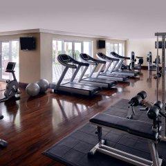 Отель Park Hyatt Dubai фитнесс-зал