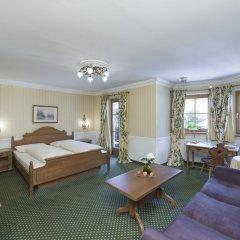 Отель Das Central – Alpine . Luxury . Life комната для гостей фото 6