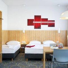 Отель Cityherberge Германия, Дрезден - 6 отзывов об отеле, цены и фото номеров - забронировать отель Cityherberge онлайн комната для гостей фото 4