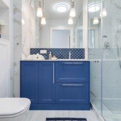 Апартаменты Lion Apartments - Blue Marina ванная