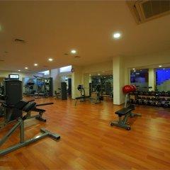 Pasa Beach Hotel - All Inclusive Мармарис фитнесс-зал