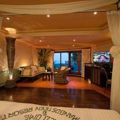 Отель Mangosteen Ayurveda & Wellness Resort комната для гостей фото 3