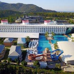 Transatlantik Hotel & Spa Кемер бассейн