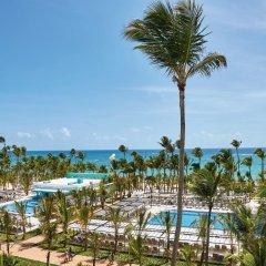 Отель RIU Palace Punta Cana All Inclusive Доминикана, Пунта Кана - 9 отзывов об отеле, цены и фото номеров - забронировать отель RIU Palace Punta Cana All Inclusive онлайн пляж фото 2