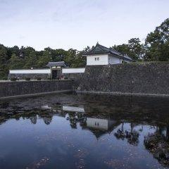 Отель Risveglio Akasaka Япония, Токио - отзывы, цены и фото номеров - забронировать отель Risveglio Akasaka онлайн приотельная территория