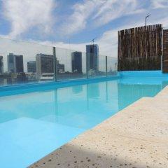 Galerias Hotel бассейн