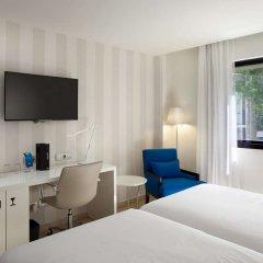 Отель NH Ciudad de Santander Испания, Сантандер - отзывы, цены и фото номеров - забронировать отель NH Ciudad de Santander онлайн комната для гостей фото 3