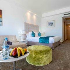 Отель Farah Tanger Марокко, Танжер - отзывы, цены и фото номеров - забронировать отель Farah Tanger онлайн комната для гостей