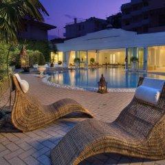 Отель Principe Terme Италия, Абано-Терме - отзывы, цены и фото номеров - забронировать отель Principe Terme онлайн бассейн фото 3