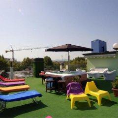 Отель Residence Divina Италия, Римини - отзывы, цены и фото номеров - забронировать отель Residence Divina онлайн бассейн фото 2