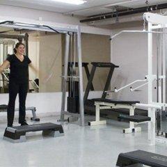 Hotel Oden фитнесс-зал