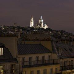 Отель Best Western Premier Opera Liege Франция, Париж - 1 отзыв об отеле, цены и фото номеров - забронировать отель Best Western Premier Opera Liege онлайн балкон